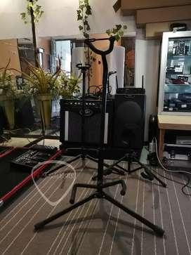 Stand Gitar, Bass Acoustic - Electric Taff STUDIO Long Neck Universal