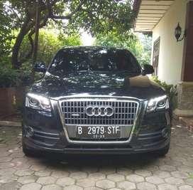 Audi Q5 2013 (NIK 2012) mulus pemilik langsung