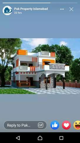 House for rent for small family