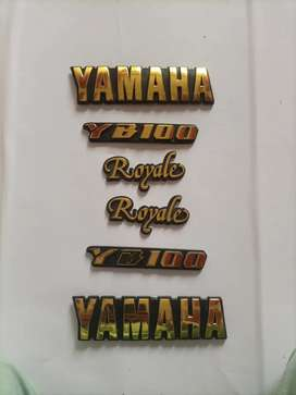 YAMAHA OLD Monogram