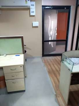 Furnished office space for rent at mansarovar plaza