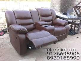 brand new super model 2seater recliner sofa