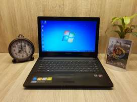 Ready Laptop Lenovo G40-45 Multimedia