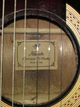 Gitar Kapok Warna Hitam
