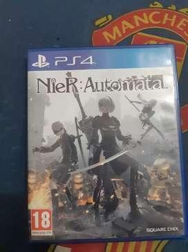BD Nier Automata PS4