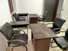 Second floor office space for rent at Shipra path mansarovar
