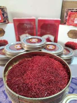 Bunga Safron Afghanistan per gram