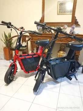 Fiido Sepeda listrik/ scooter electric