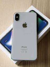 Apple I phone x with best offer