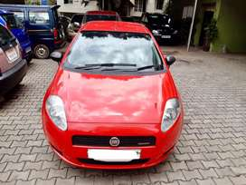 Fiat Punto 2012 Diesel Well Maintained