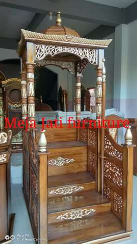 Mimbar masjid V151 talk