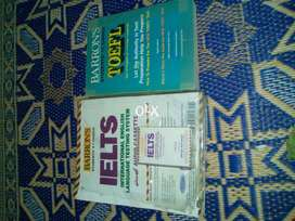 Toefl and Ielts book