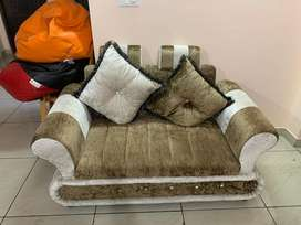 Sofa 7 Seater 3+2+2 with Centre Table