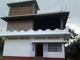 RCC House for sale in Bokakhat Naharjan Tiniali
