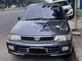 Toyota Starlet SE 1996 Turbo Look