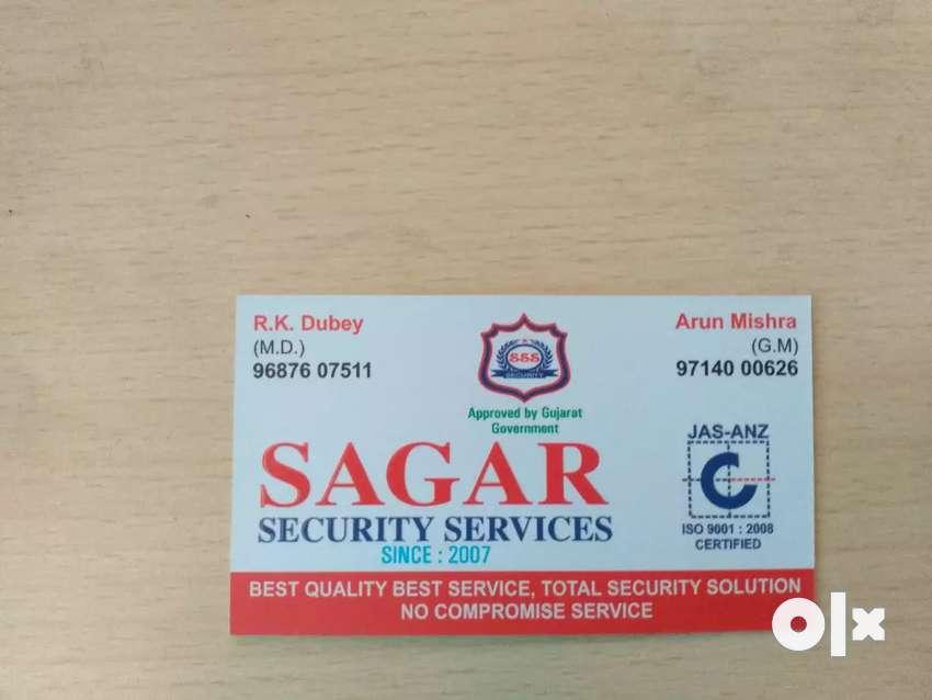 Security guard Security supervisor
