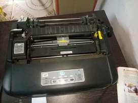 TVS dot matrix printer,
