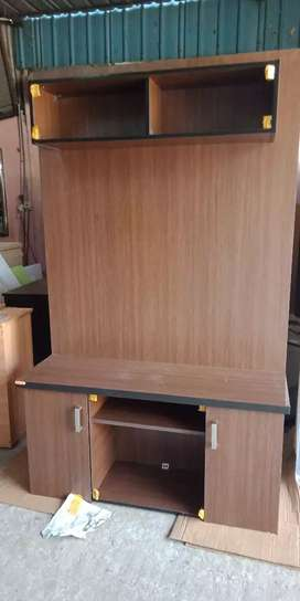 Wood board Tv stand