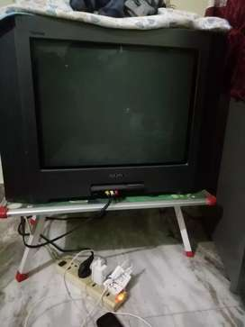 Sony TV 32 ench all set up