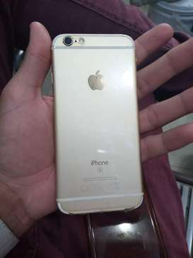 Iphone 6S(64GB) Gold Mint condition