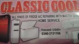 Split A/C Fridge Repairing With Home Service At Cheap Rates