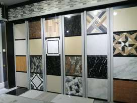 Tiles and marble on wholesale rates