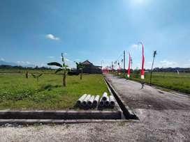 Tanah Kavling Murah Aspek Perumahan di Selatan Patung Soekarno, Kediri
