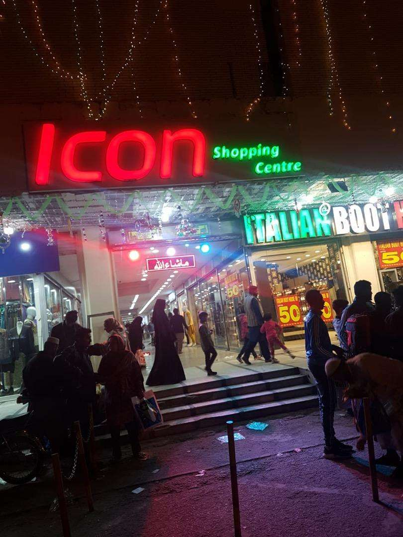 Shop for rent  ICON center main mall road 0