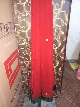 Mehandi suit one time use good condition like new