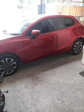 Murah! Mobil Mazda 2 GT skyactiv AT 2015 merah nt honda toyota suzuki