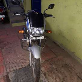 Bike with good engine and excellent condition