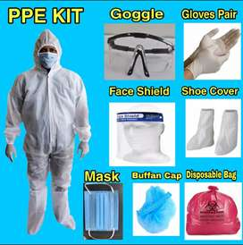 PPE kits available (90 GSM)