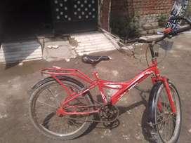 Hero bicycle fir 7 to 12 year old kids