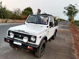 Maruti Suzuki Gypsy King HT BS-III, 1991, Petrol
