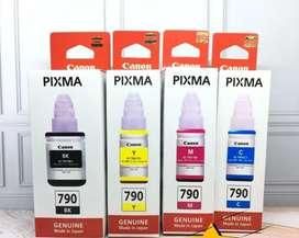 Tinta Canon 790 For Ink Printer (Gi790) G1000 G2000 G3000 G4000 G1