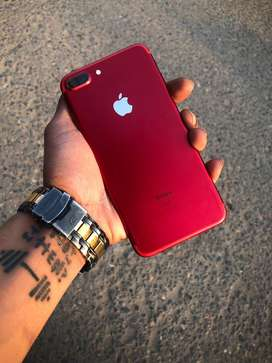 Iphone 7 + red
