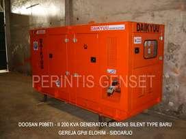 Box silent Mesin Genset