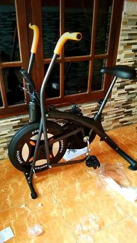 Sepeda statis +dinamis #palinglaris