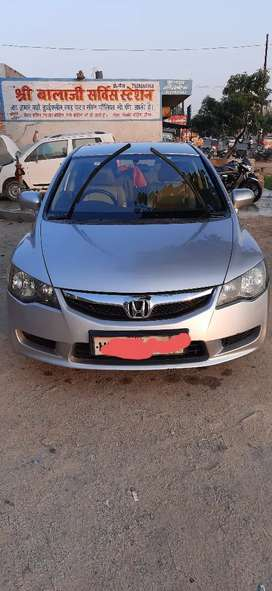 Honda Civic 2010 Petrol Well Maintained