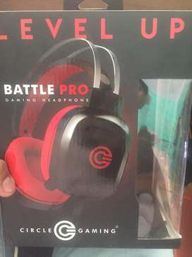 Battle pro gaming headphone