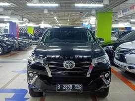 Toyota Fortuner G diesel Automatic 2016. Good condition