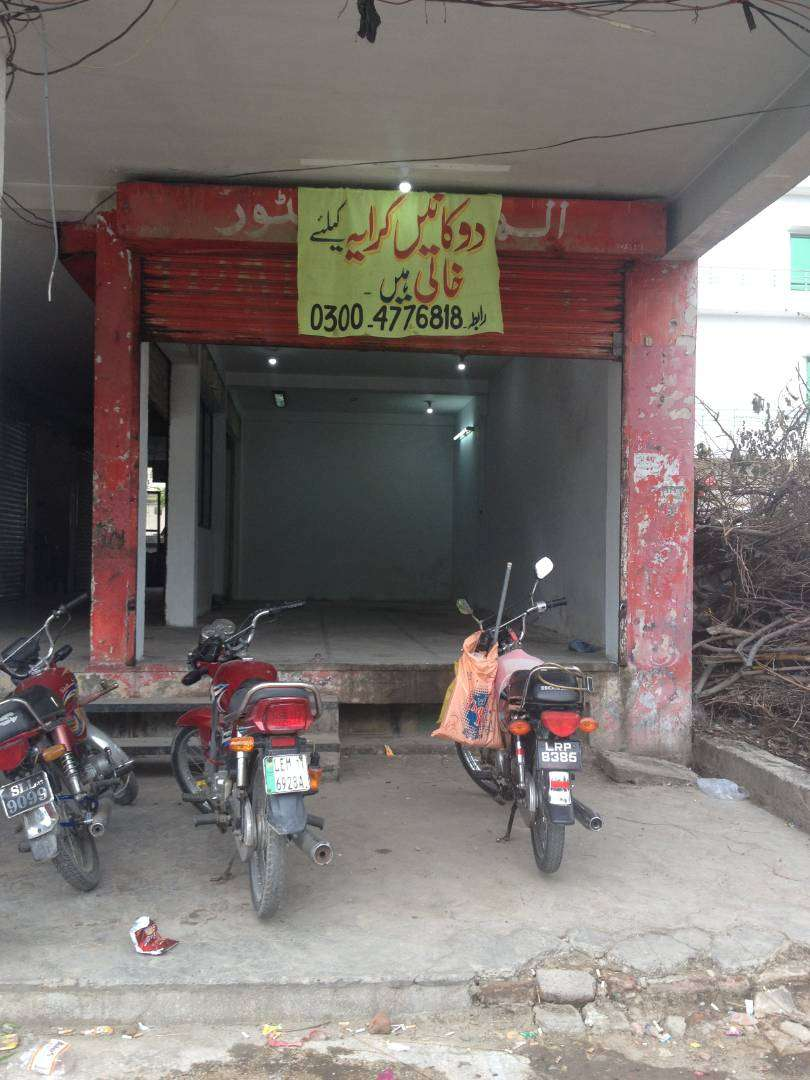 SHOPS / 1- CORNER 71- RACHNA BLOCK, AIT,COMMERCIAL FOR RENT 0