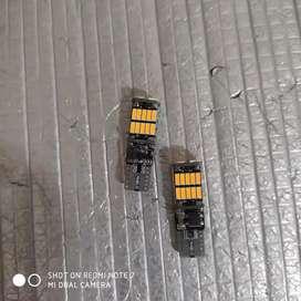 Bola lampu led t 10 led kuning terang ( Megah top)