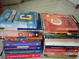 Computer Science and Engineering Books with Casio for sell