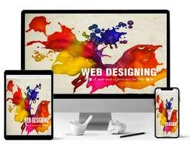 Website Design and App Development