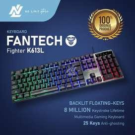 Fantech Fighter K613L - RGB Gaming Keyboard