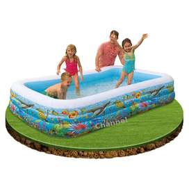 Intex Swimming Pool	Designs as you want, Low prices and best quality