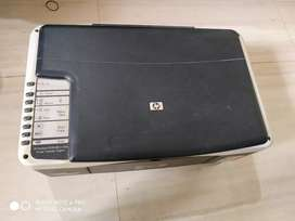 HP-Printer+Scanner+Photocopy all in one