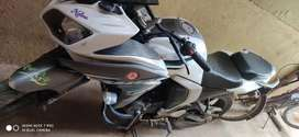 Yamaha Fazer it'good condition and running condition insurance running