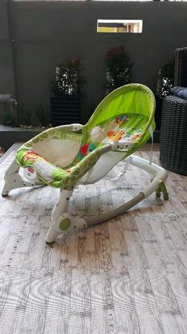 Bouncher fisher price